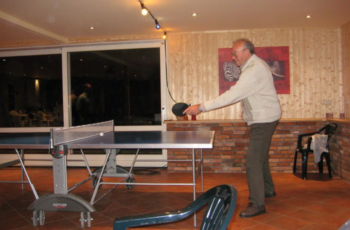 Tischtennis für jedes Alter